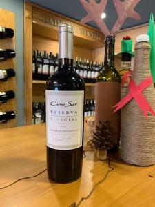 Vang Chile Cono Sur Reserva Especial Cabernet Sauvignon Tinto