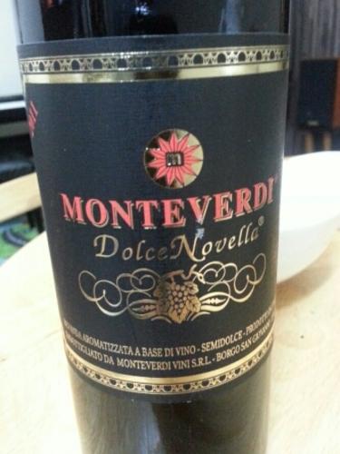 Rượu vang ngọt Hoàng đế Ý MONTEVERDI